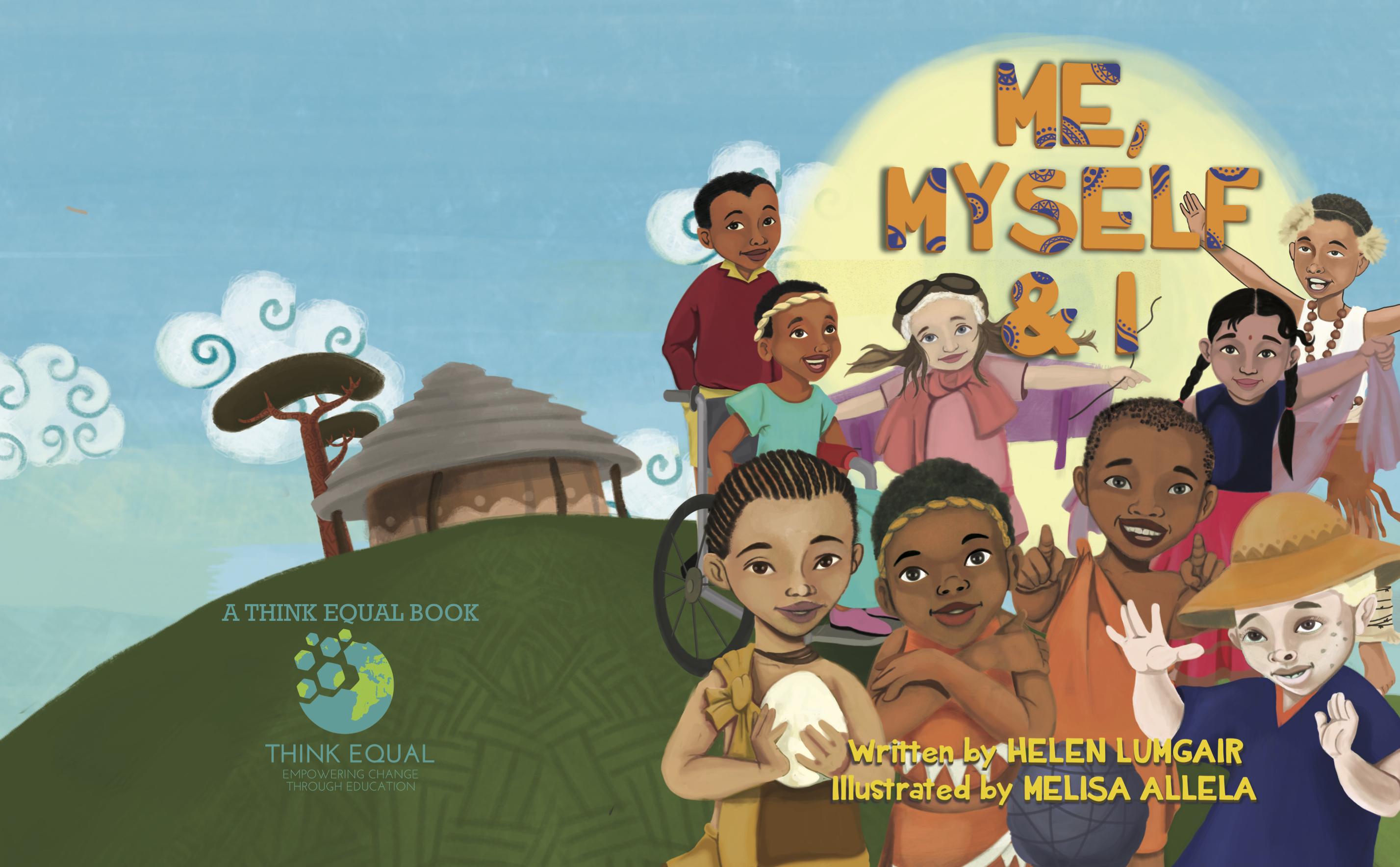 Cover of 'Me Myself & I'