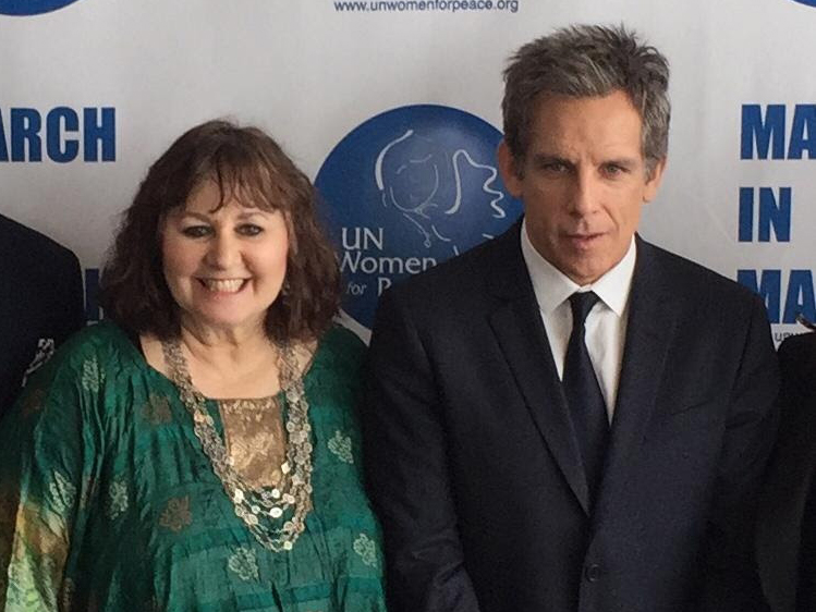 Leslee Udwin Ben Stiller Think Equal UN women