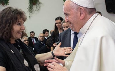 Think Equal signs agreement with Pope Francis founded Scholas Occurrentes