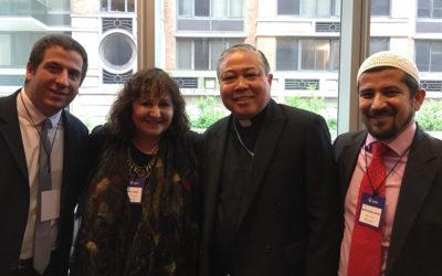 5th Scholas Chairs International Congress in New York