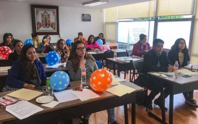 Master Training in Mexico City