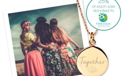 Think Equal x Mantra Jewellery